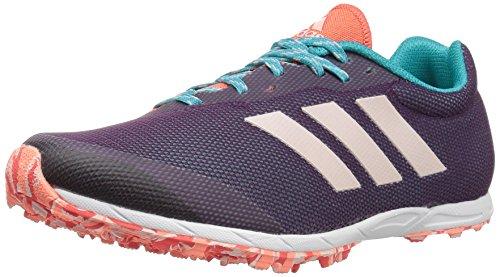 adidas Performance Women's Xcs Spikeless W Cross-Country Running Shoe Red Night/Ice Pink/Energy Blue gCSzK
