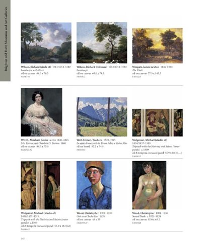 Oil Paintings in Public Ownership in East Sussex by Brand: Public Catalogue Foundation