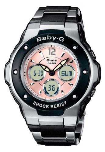 Amazon.com: Baby-G Ladies Watch Baby-G G-ms MSG-300C-1BDR - WW: Casio: Watches