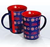 cubs coffee mug - MLB Chicago Cubs Official Line Up Mug, Multicolor, One Size