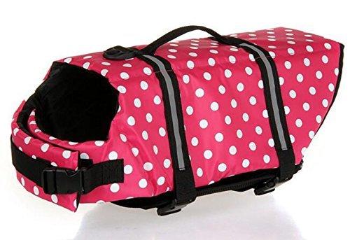 Wuudi Float Life Dog Life Jacket Medium Pet