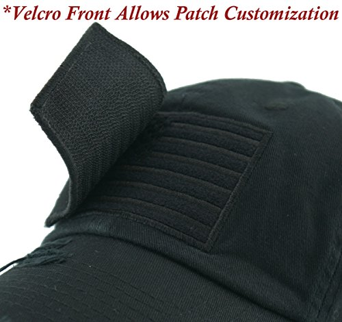 KBETHOS-Tactical-Operator-Collection-with-USA-Flag-Patch-US-Army-Military-Cap-Fashion-Trucker-Twill-Mesh
