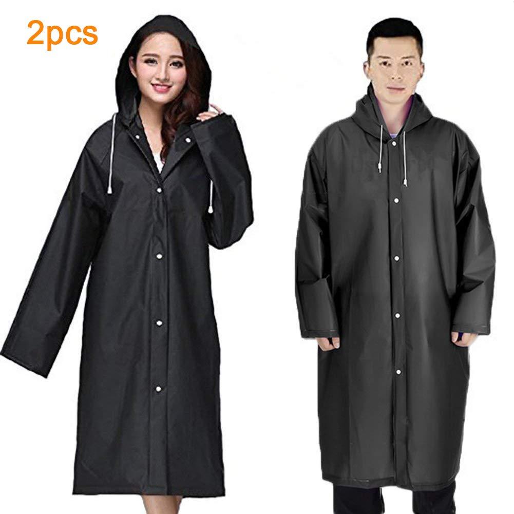 Sport Regenponcho Regencape Regenjacke Regen Poncho Cape Jacke Mantel Schutz Kapuze Guter Geschmack Regenbekleidung