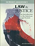 Law and Justice 9780830412280