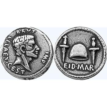 Amazon golden artifacts roman empire coin of brutus eid golden artifacts roman empire coin of brutus eid denarius assassination of julius caesar freerunsca Images