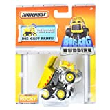 Matchbox Big Rig Buddies Rocky the Robot Truck