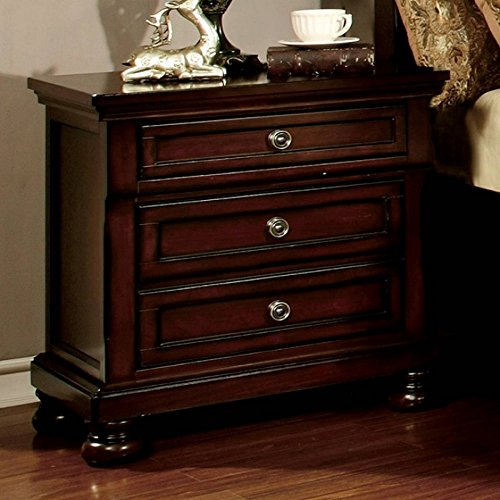 William's Home Furnishing Northville Nightstands, Cherry (Northville Woods)