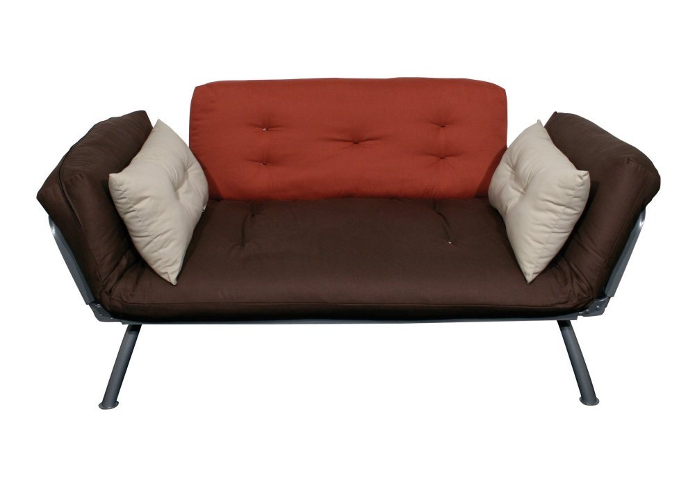 Amazoncom American Furniture Alliance Mali Flex Futon Frame and