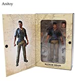 Uncharted 4 A thief's end NATHAN DRAKE Ultimate Edition PVC Action Figure Collectible Model Toy 7