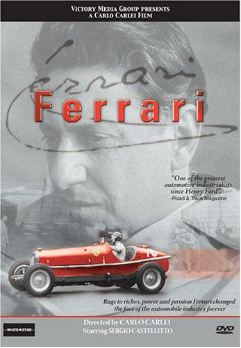 Amazon Com Enzo Ferrari Carlei Carlo Castellito Sergio Movies Tv