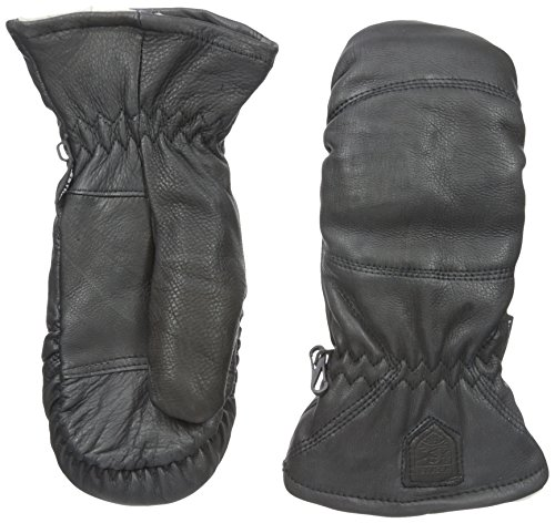 Hestra Winter Ski Gloves: Mens and Womens Leather Box Cold Weather Mittens