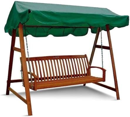 ESTO GmbH Miami hollywood balancín de jardín de madera de eucalipto con certificado FSC: Amazon.es: Jardín