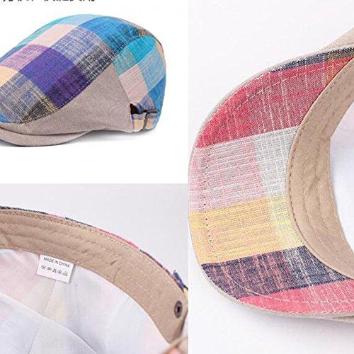 Chic YXYP Impression 1 PCS Sombreros Boina de moda Sombreros de Hombres  Sombrero de Mujer Casual 9dfaf7ea444