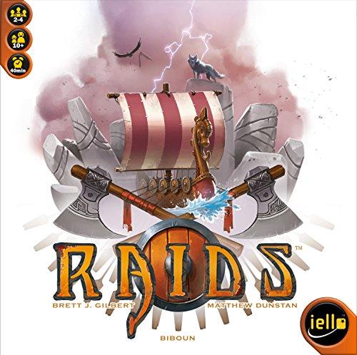 - IELLO Raids, Game