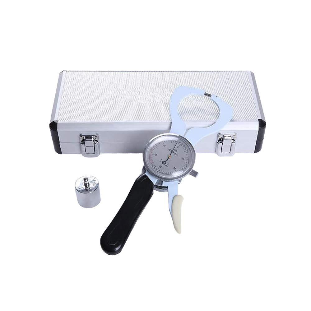 High Precision Sebum Thickness Meter Skin Fold Caliper Body Fat Caliper Analyzer Measurement 0-60mm