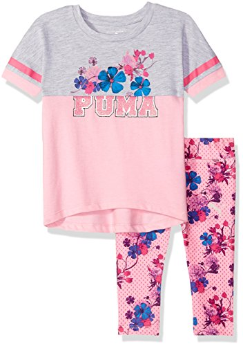 Two piece legging and tee set
