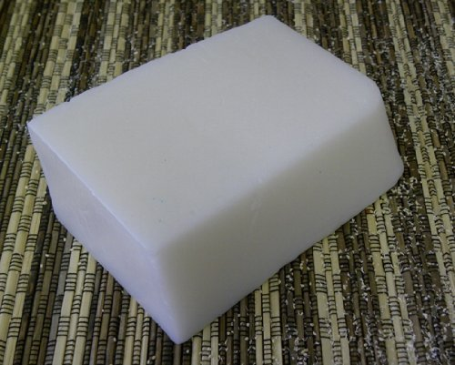 5 Lb White Glycerin Melt & Pour Soap Base Organic