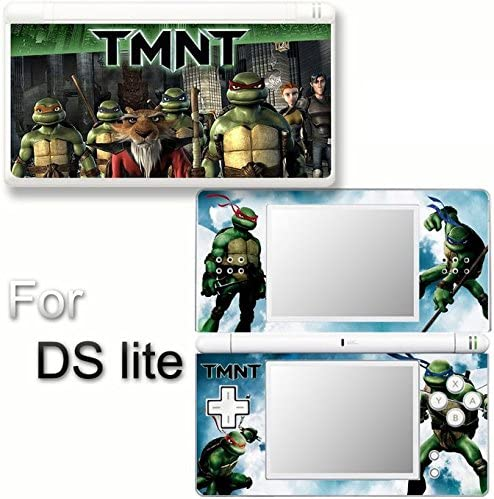 Amazon.com: TMNT NINJA TURTLES SKIN DECAL STICKER #1 for DS ...