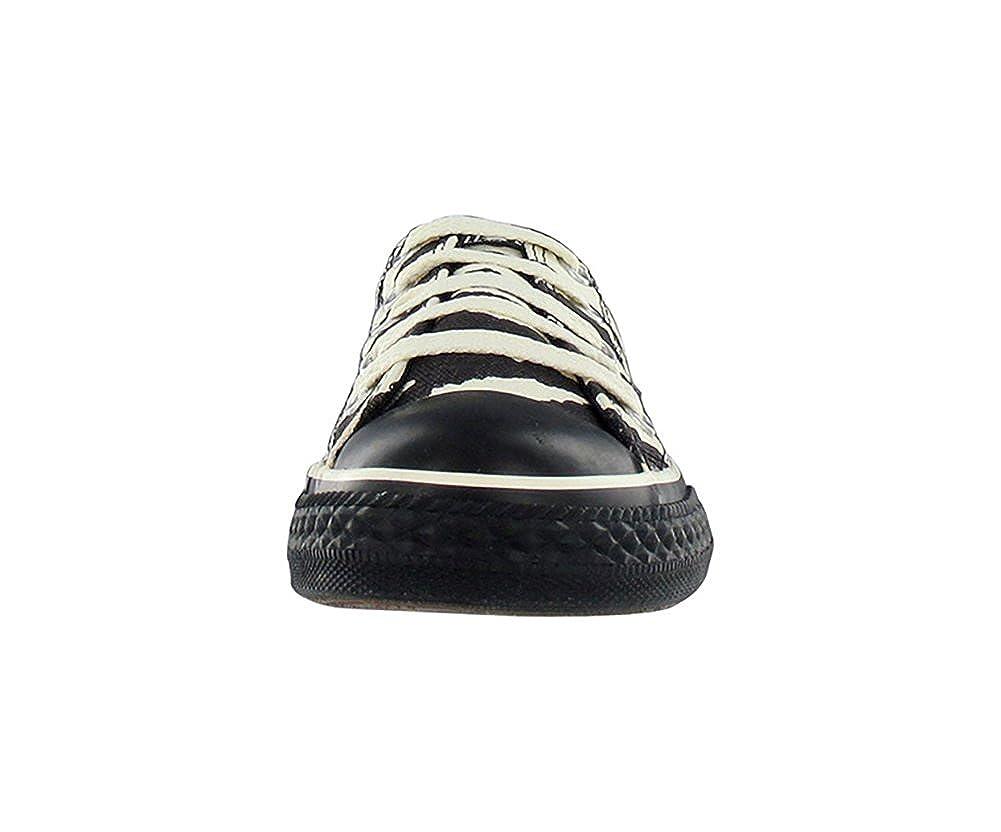 Converse Chuck Taylor All Star Zebra OX Kids Shoes