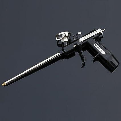 Espuma dispensador herramienta pistola de espuma de pistola, Metal/ dispensador pistola de Espray de