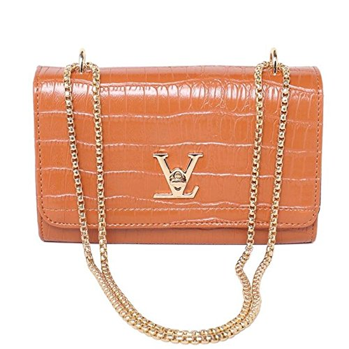 AASSDDFF Women Bags Luxury Handbags brand Ladies Clutch Crossbody Famous 2 Designer Promotional Bag brown Bags Woman Messenger Chain rqUFHrv7