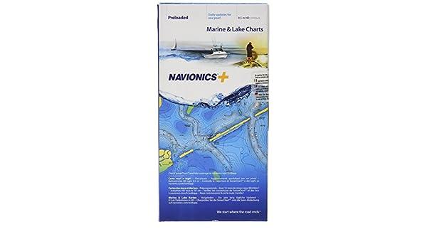 Navionics CF_NAVP_43XG Cartas Náuticas: Amazon.es: Deportes y aire libre