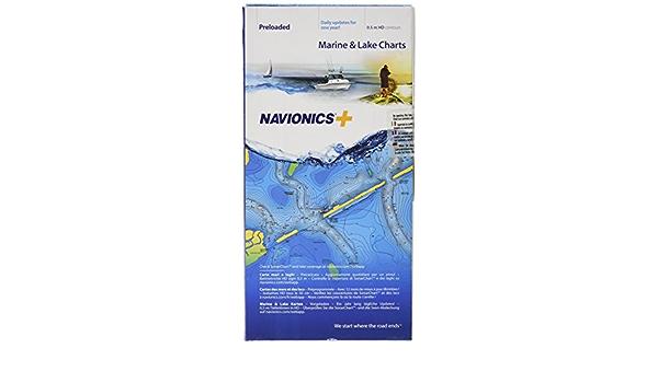Navionics CF_NAVP_43XG Cartas Náuticas: Amazon.es: Deportes y ...