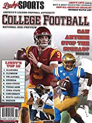 Lindy's Sports College Football National 2021 Preview (Covers V
