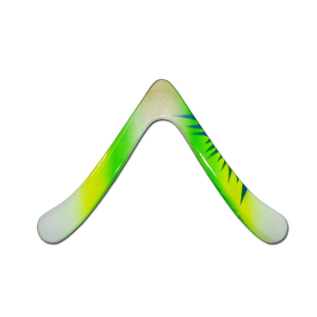 Seagull Wooden Boomerangs - Great Recreational Boomerang by Colorado Boomerangs