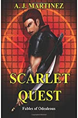 Scarlet Quest: Fables of Odealeous Paperback