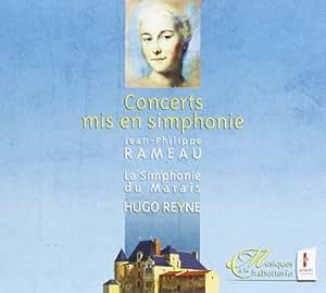 Rameau: Concerts Mis En Simphonie