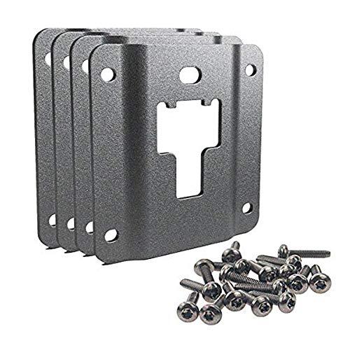 Ansite Ford Box Link Tie Down Brackets Bed Load Hook Reinforcement Panel for 2015-2018 Ford F150 F250 F350 & Raptor FL3Z-9928408-AB
