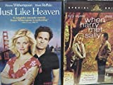 When Harry Met Sally , Just Like Heaven : Romantic Comedy 2 Pack Collection