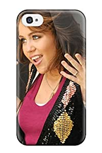 TYH - Cleora S. Shelton's Shop Awesome Miley Cyrus 23 Flip Case With Fashion Design For Iphone 4/4s 6680213K79953443 phone case