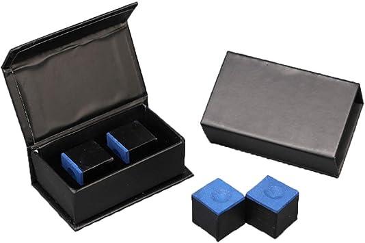 HaiYC - Juego de 2 Cajas de Billar para Billar o Billar: Amazon.es ...