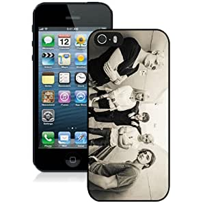 Hot Sale And Popular iPhone 5 5S Case Designed With R5 Boy band iPhone 5 5S Phone Case