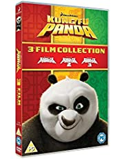 Save on Kung Fu Panda 1-3 [DVD] [2016] and more