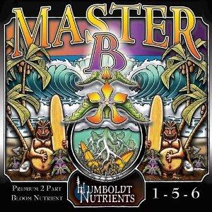 Master B Gal - Humboldt Nutrients - Grow Lights, Organic Gardening, Hydroponics ()