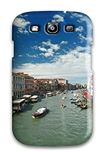 New MeSusges Super Strong Venice Italy Tpu Case Cover For Galaxy S3 by lolosakes