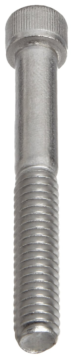 Meets ASME B18.3//ASTM F837 Plain Finish Partially Threaded Internal Hex Drive 1-3//4 Length 18-8 Stainless Steel Socket Cap Screw Imported Pack of 10 3//8-24 UNF Threads 1-3//4 Length 3//8-24 UNF Threads Brighton Best 592347