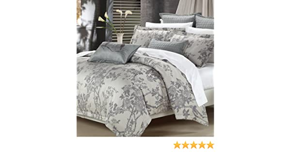 Queen North Home Nygard Home Magnolia Coverlet
