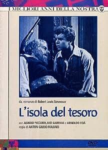 L' Isola Del Tesoro  (1959) (4 Dvd) [Italia]