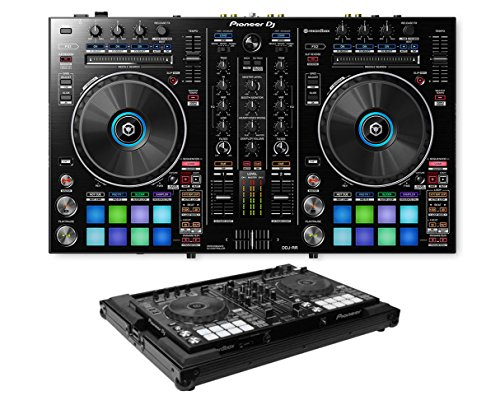 Pioneer DDJ-RR with Odyssey Black Label Case