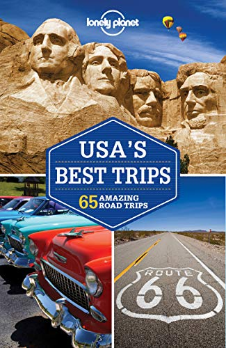 Lonely Planet USA's Best Trips (Travel Guide) (Travel Ideas The Best Day Trips)