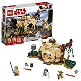 Toys : LEGO Star Wars: The Empire Strikes Back Yoda's Hut 75208 Building Kit (229 Piece)