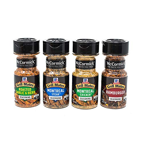 McCormick Grill Mates Spices