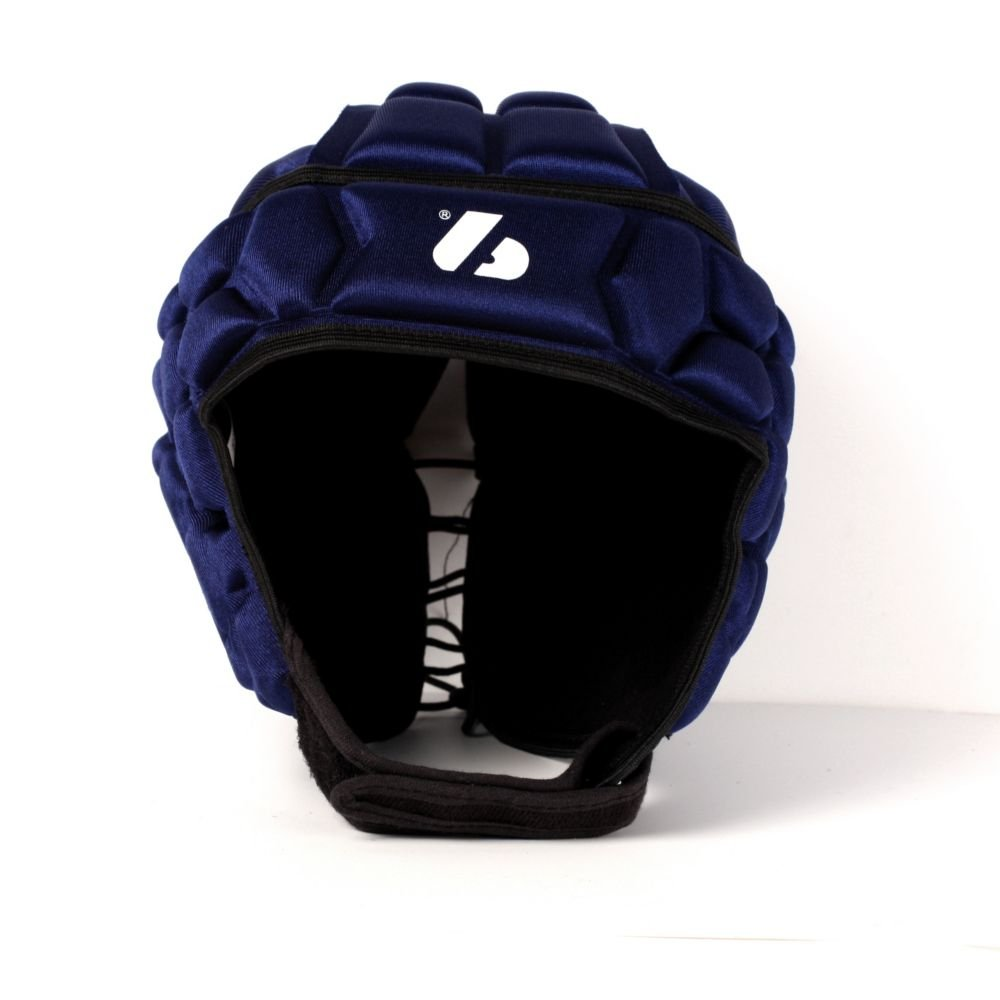 Barnett Heat Pro - Casco de rugby, color azul