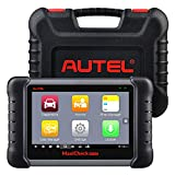 Autel MaxiCheck MX808 [Same as MK808] Automotive Diagnostic Scanner, 2021 Newest, All Systems Diagnosis, 25+ Services, US Market Proven, ABS Bleeding, Oil Reset, EPB, SAS, DPF, BMS, Injector Coding