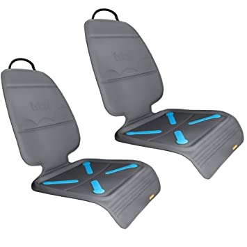 Amazon.com: Brica Seat Guardian Car Seat Protector, 2 Count: Baby