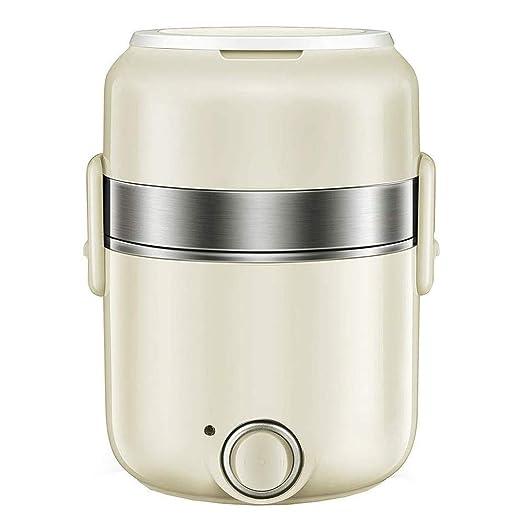 LBSX Horno Personal portátil, eléctrica de cocción Lenta for la ...